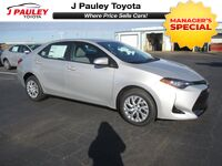 Toyota Corolla LE Only $169 A Month! 2017