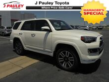 2017 Toyota 4Runner Limited 4WD Model Year Selloff! Fort Smith AR