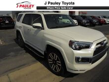 2017 Toyota 4Runner Limited Model Year Selloff! Fort Smith AR