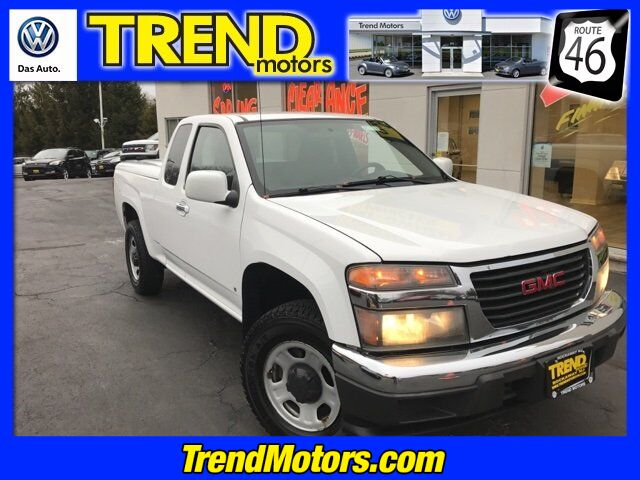 2009 GMC Canyon SLE1 Morris County NJ