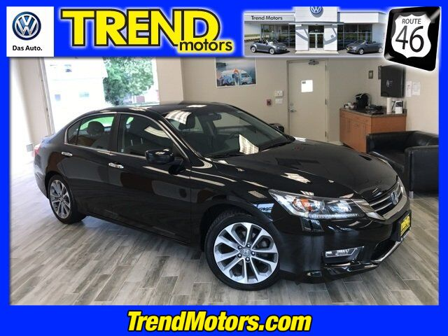 2013 Honda Accord Sdn Sport Morris County NJ