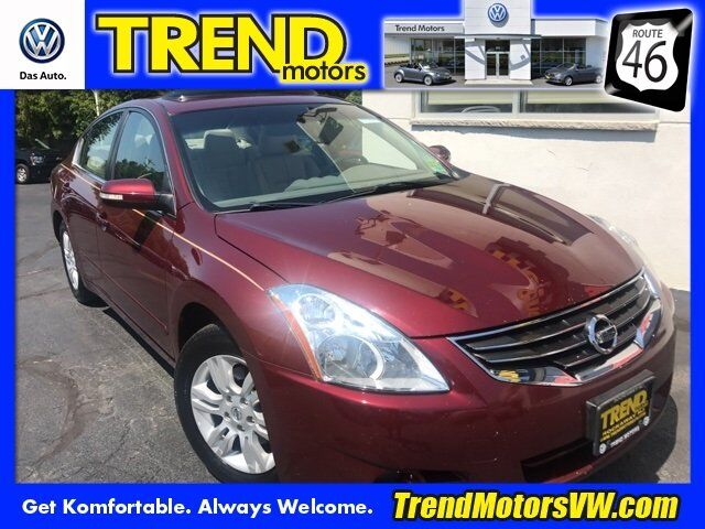 2011 Nissan Altima 2.5 S Morris County NJ