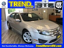 2010 Ford Fusion SE Morris County NJ