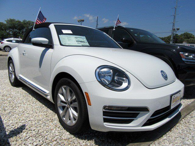 2017 Volkswagen Beetle Convertible 1.8T Classic South Jersey NJ
