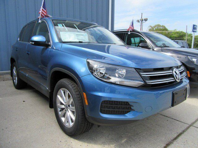 2017 Volkswagen Tiguan Wolfsburg Edition South Jersey NJ