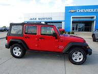 2010 Jeep Wrangler Unlimited Sport Richmond KY