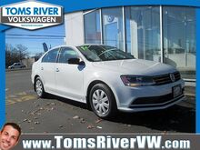 2016 Volkswagen Jetta Sedan 1.4T S Toms River NJ