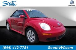 2010 Volkswagen New Beetle Convertible 2.5L Miami FL
