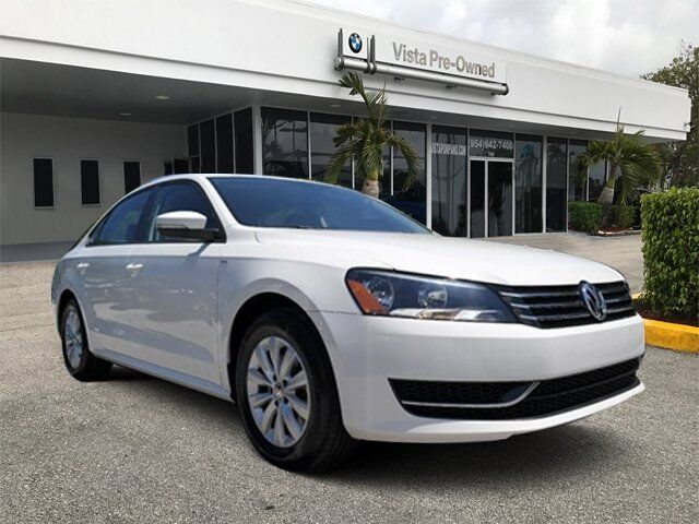 2015 volkswagen passat 1 8t limited edition pompano beach. Black Bedroom Furniture Sets. Home Design Ideas