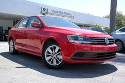 2015 Volkswagen Jetta Sedan 1.8T SE Coconut Creek FL