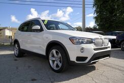 2017 BMW X3 sDrive28i Coconut Creek FL