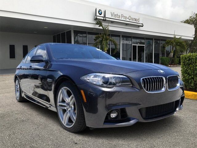 2014 Bmw 5 Series 535i Pompano Beach Fl 18399101