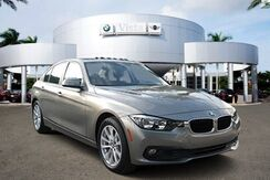 2017 BMW 3 Series 320i Coconut Creek FL