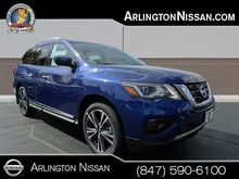 2017 Nissan Pathfinder Platinum Arlington Heights IL