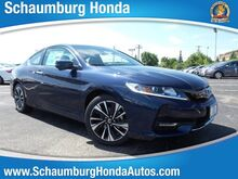 2016 Honda Accord Coupe EX-L Schaumburg IL