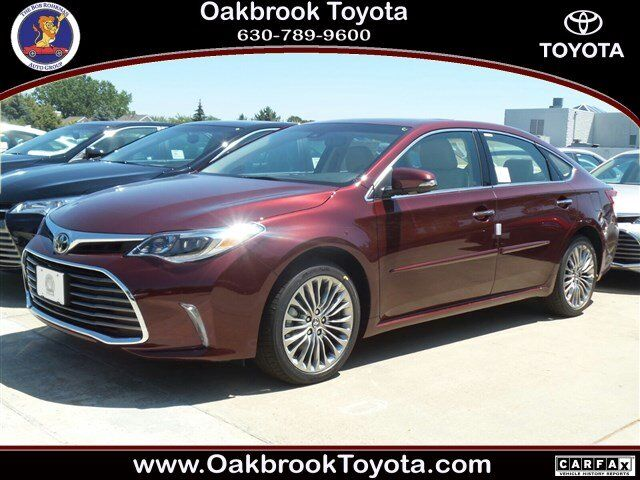 2018 toyota avalon limited westmont il 19479108. Black Bedroom Furniture Sets. Home Design Ideas