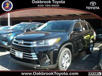 Toyota Highlander Limited 2017