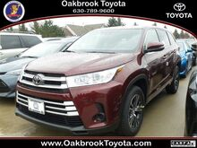 2017 Toyota Highlander LE Westmont IL