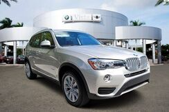 2017 BMW X3 xDrive28i Coconut Creek FL
