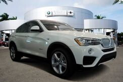 2017 BMW X4 xDrive28i Coconut Creek FL
