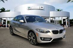 2017 BMW 2 Series 230i Pompano Beach FL