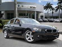 2014 BMW 3 Series 328i Coconut Creek FL