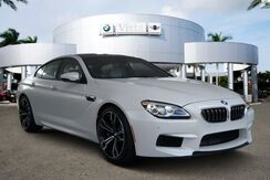 2017 BMW M6  Pompano Beach FL