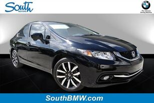 2015 Honda Civic Sedan EX-L Miami FL