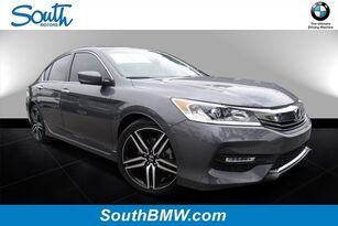 2016 Honda Accord Sedan Sport Miami FL