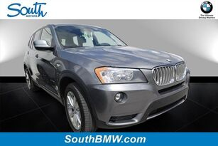 2014 BMW X3 xDrive28i Miami FL