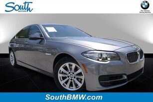 2014 BMW 5 Series 528i Miami FL