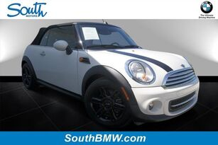 2014 MINI Cooper Convertible  Miami FL