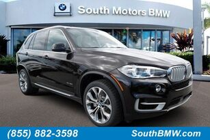 2017 BMW X5 xDrive50i Miami FL