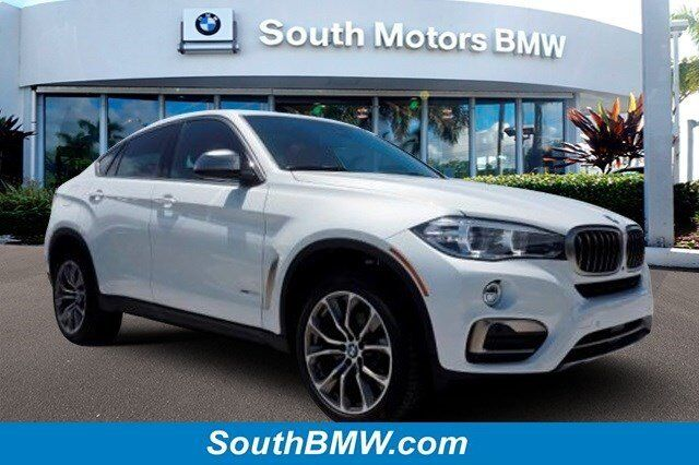 2017 Bmw X6 Xdrive35i Miami Fl 18063701