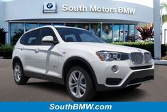 2017 BMW X3 xDrive35i Miami FL