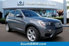 2017 BMW X3 xDrive28i Miami FL