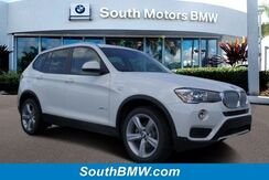 2017 BMW X3 sDrive28i Miami FL