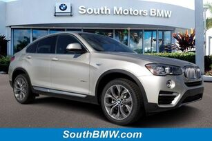 2018 BMW X4 xDrive28i Miami FL