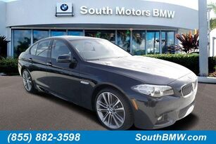 2016 BMW 5 Series 528i Miami FL