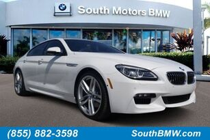 2016 BMW 6 Series 650i Miami FL