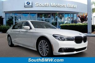 2018 BMW 7 Series 740i Miami FL