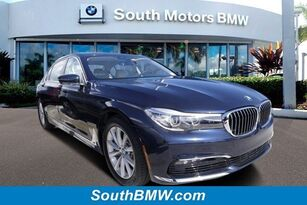 2017 BMW 7 Series 740i Miami FL