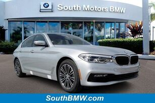 2017 BMW 5 Series 540i Miami FL