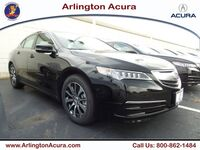 Acura TLX 2.4 8-DCT P-AWS with Technology Package 2017