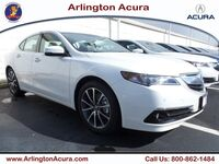 Acura TLX 3.5 V-6 9-AT P-AWS with Advance Package 2017