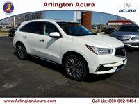 Acura MDX w/Technology Pkg 2017