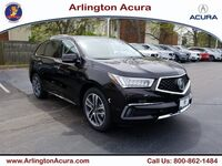 Acura MDX w/Advance/Entertainment Pkg 2017