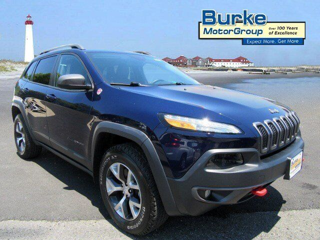 2015 Jeep Cherokee Trailhawk South Jersey NJ