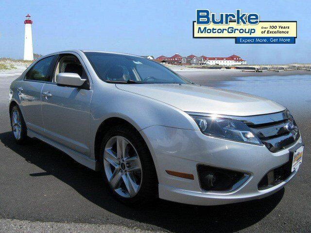 2011 Ford Fusion Sport South Jersey NJ