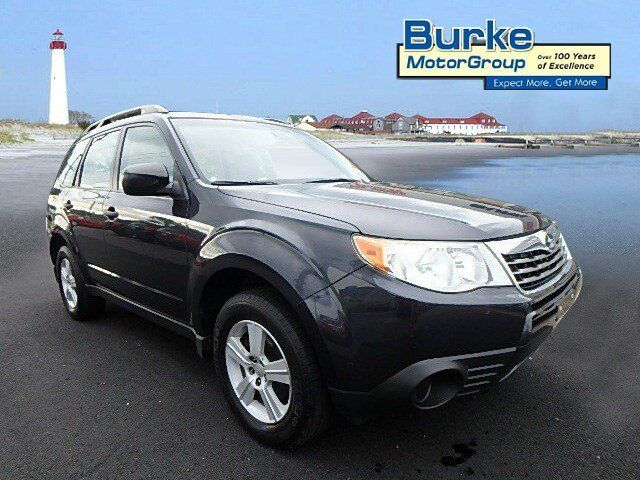 2010 Subaru Forester 2.5X South Jersey NJ